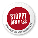 Stoppt-Hass-Rot